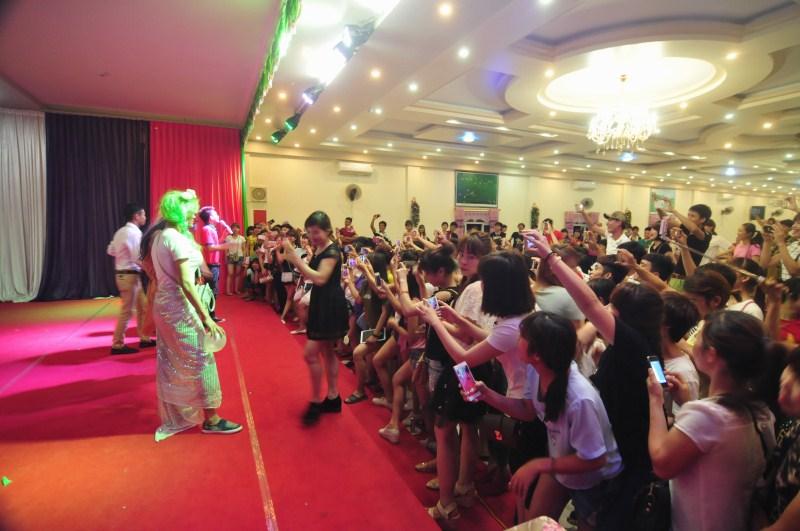 Đêm gala tháng 6 tại nhà hàng Đông Hải Mộc Châu - Tập đoàn Sam Sung