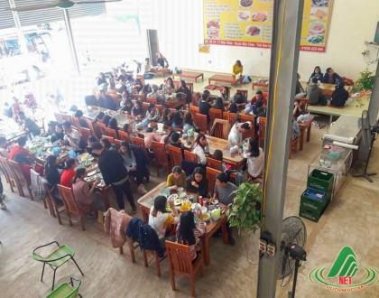 Quán ăn ngon tại Mộc Châu