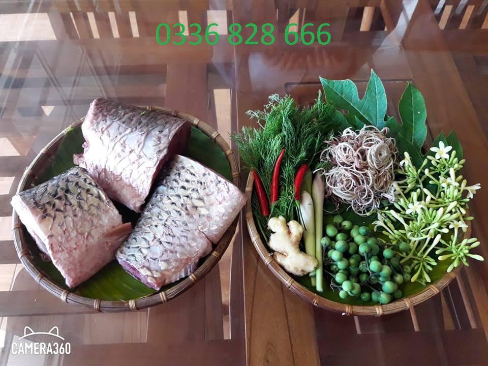 Hướng dẫn làm món cá hấp, đặc sản dân tộc Thái Mộc Châu