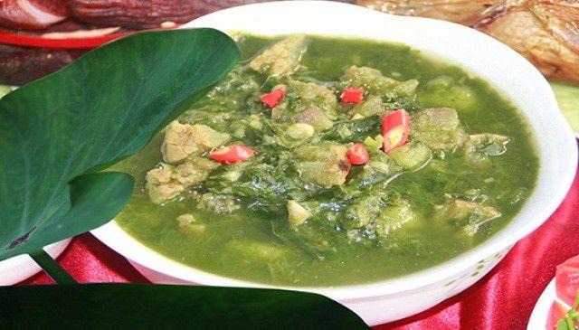 Nậm Pịa, món ngon Mộc Châu độc đáo của người Thái